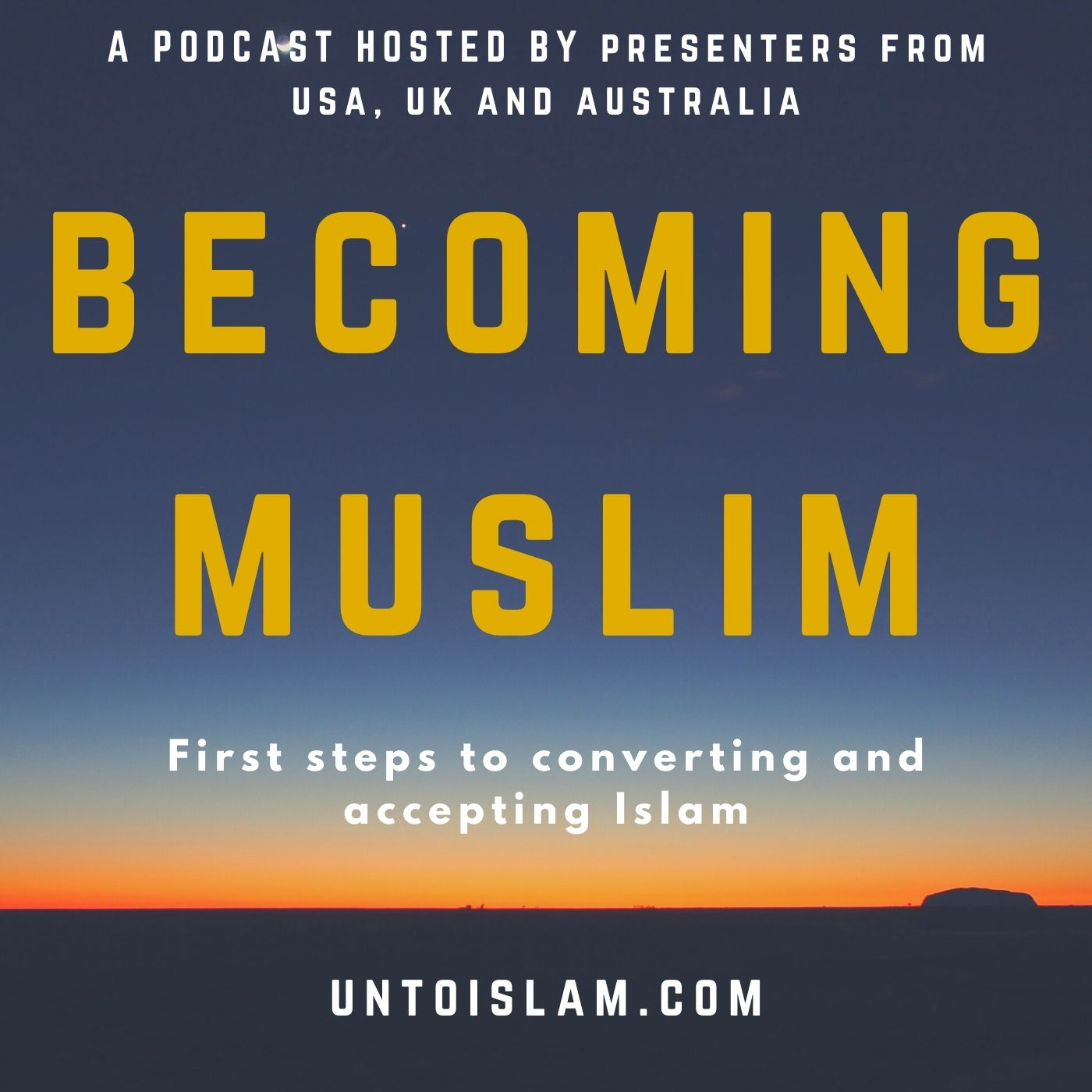 Becoming Muslim - Unto Islam